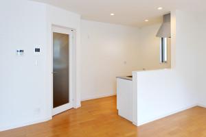 建築写真キッチン