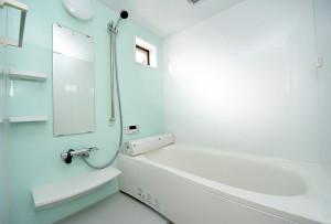 建築写真バスルーム
